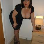 femme mature aux gros seins