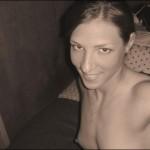 jeune mature nue selfie